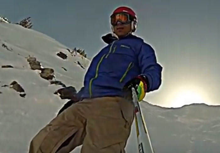 UFO Spotters Claim Snowboarders GoPro Footage Has Captured Proof Of Aliens ufo1 1