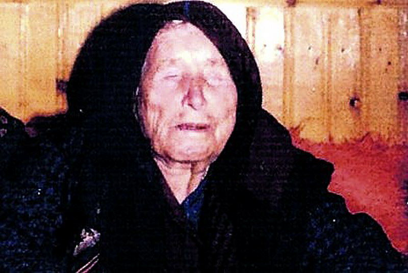 Blind Mystic Who Predicted 9/11 Has Some Bad News About 2016 variety portal
