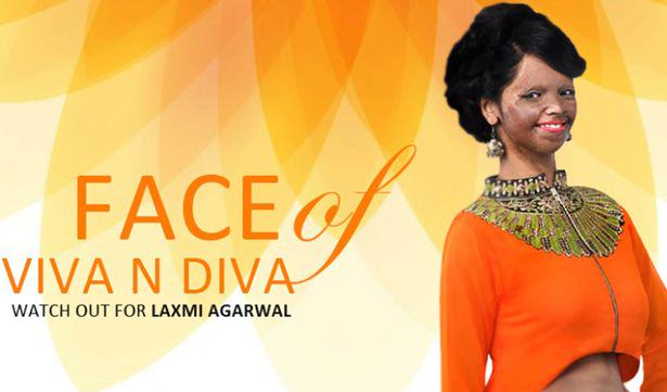 An Acid Attack Victim Has Now Become The Face Of A Fashion Brand viva