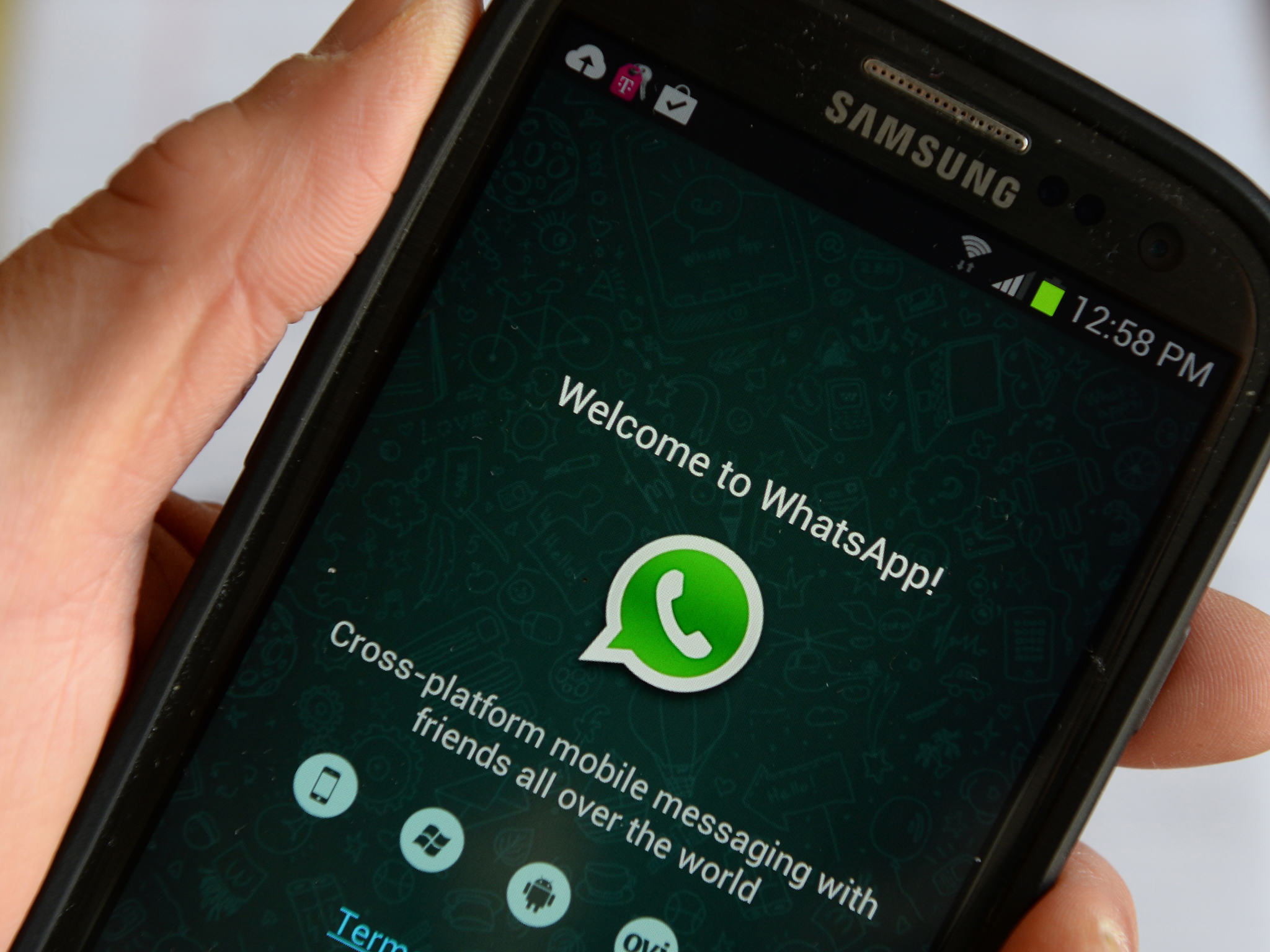 Court Says Bosses Can Read Workers Private WhatsApp Messages whatsapp