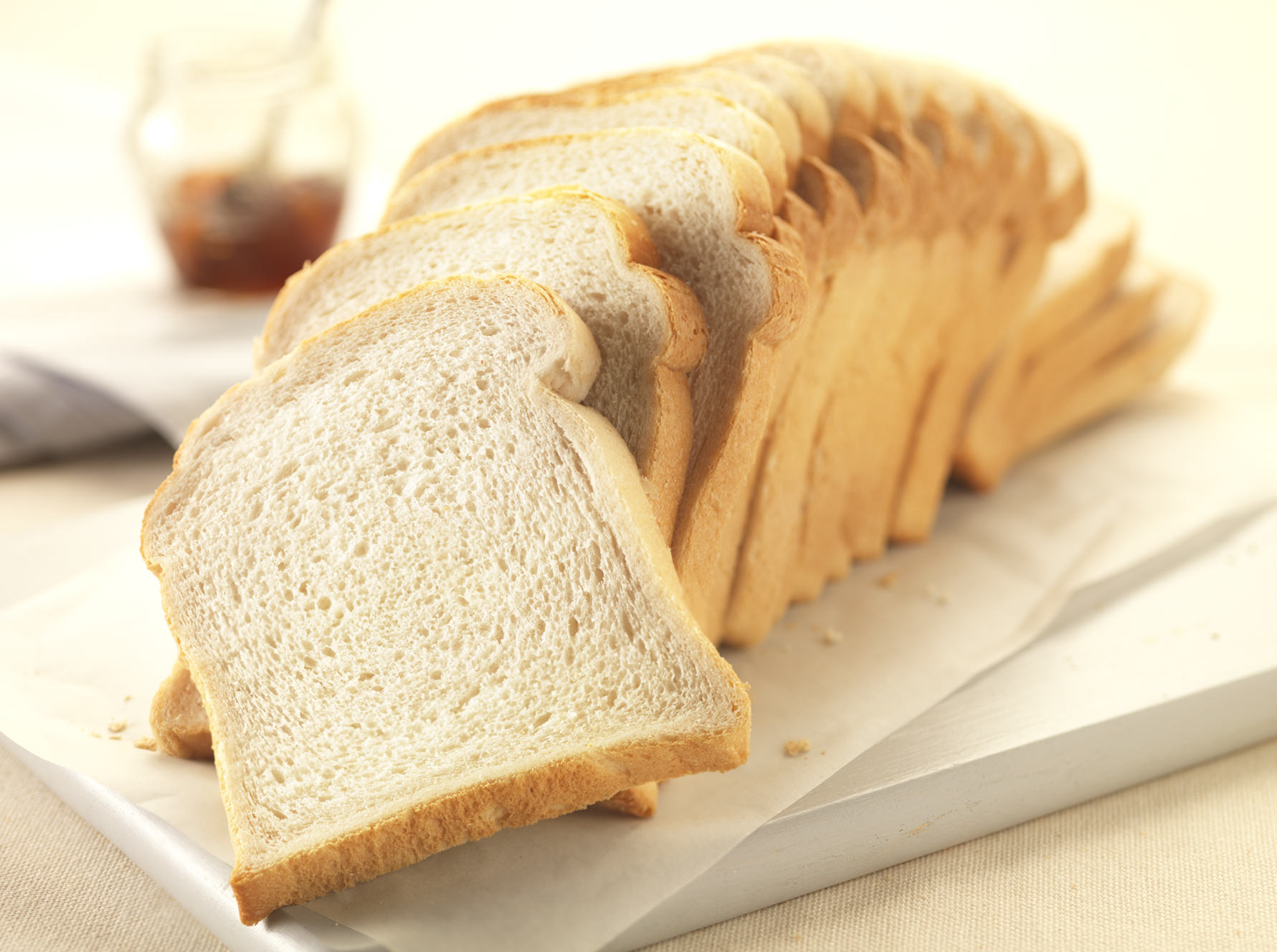 Could This Be The End For Sliced White Bread In The UK? whitebread1