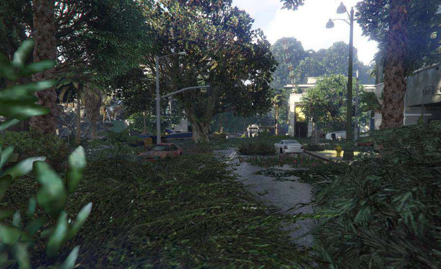 These Mods Transform GTA V Into The Last Of Us 00b6eb 2 pc games