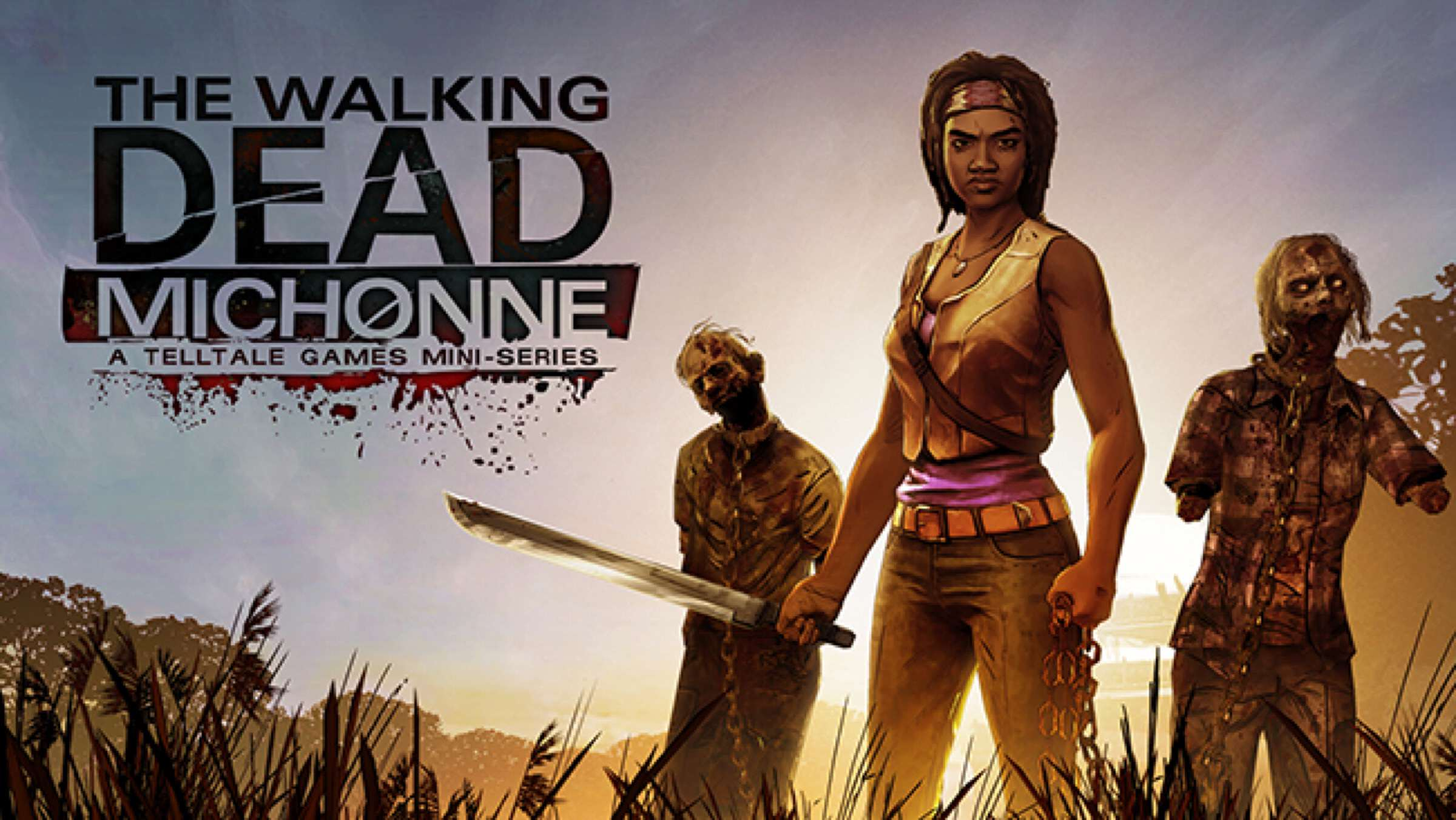 Telltales Walking Dead Michonne Miniseries Gets A Release Date 2015 06 16 6.10.58