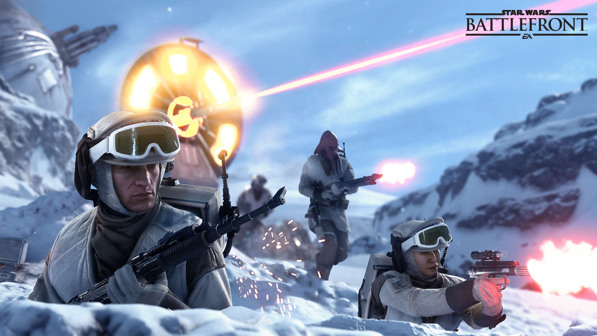 Here Are The 2016 DICE Award Winners 2885935 star wars battlefront e3 screen 5 weapon variety wm