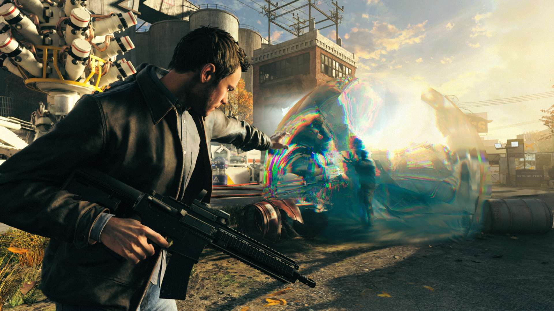 Quantum Break Coming To PC   But Not Through Steam 2916109 quantum break time stop