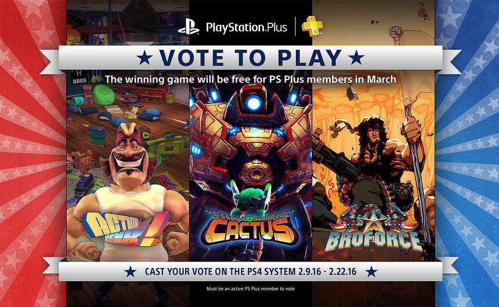 PlayStation Plus Members Can Vote For Marchs Free Game 2999648 vote