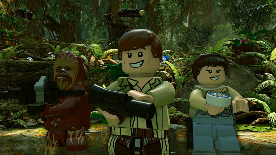 LEGO Star Wars The Force Awakens Will Expand On Films Story %name