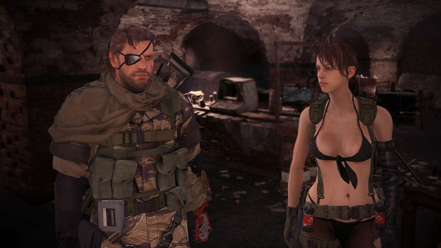 Fallout 4 And Metal Gear Solid V Collide In New Mod 3001209 8841 0 1454017555