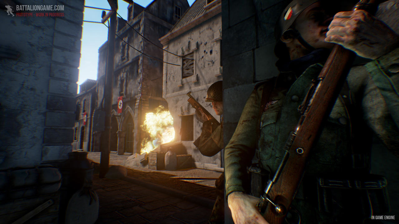 We Spoke To Bulkhead, The Minds Behind WW2 Shooter Battalion 1944 3001769 8