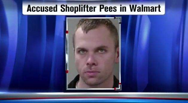 Guy Pees Himself After Attempt To Steal Video Games Goes South 3008020 walmart