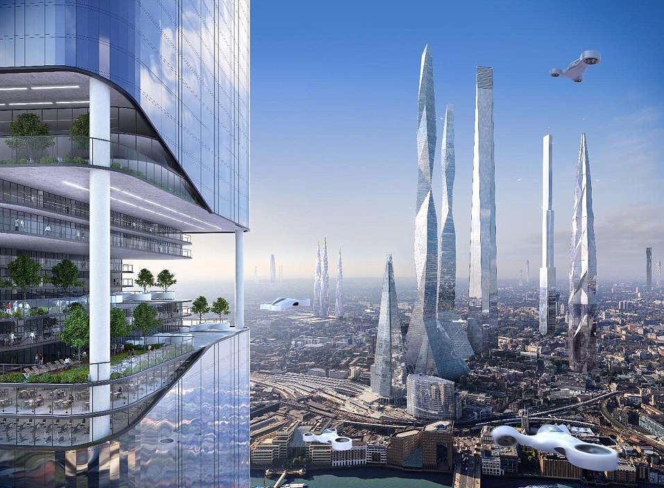 This Is What Life Will Be Like In 2116, Apparently 3122767200000578 3444532 Cities will become even more packed with people as the global po a 4 1455523013034