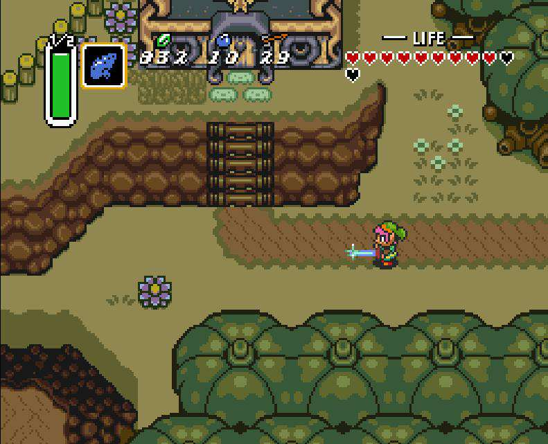 The Ten Greatest Zelda Games Of All Time 34385 Legend of Zelda The   A Link to the Past USA 30