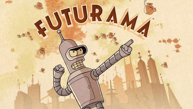 Futurama Mobile Game Gets Launch Date And New Trailer 486771 futurama game of drones