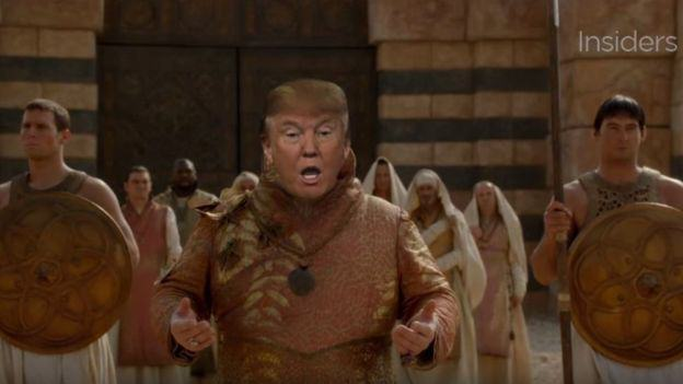 Donald Trump In Game Of Thrones Is Exactly What The World Needs 88378856 trump 1