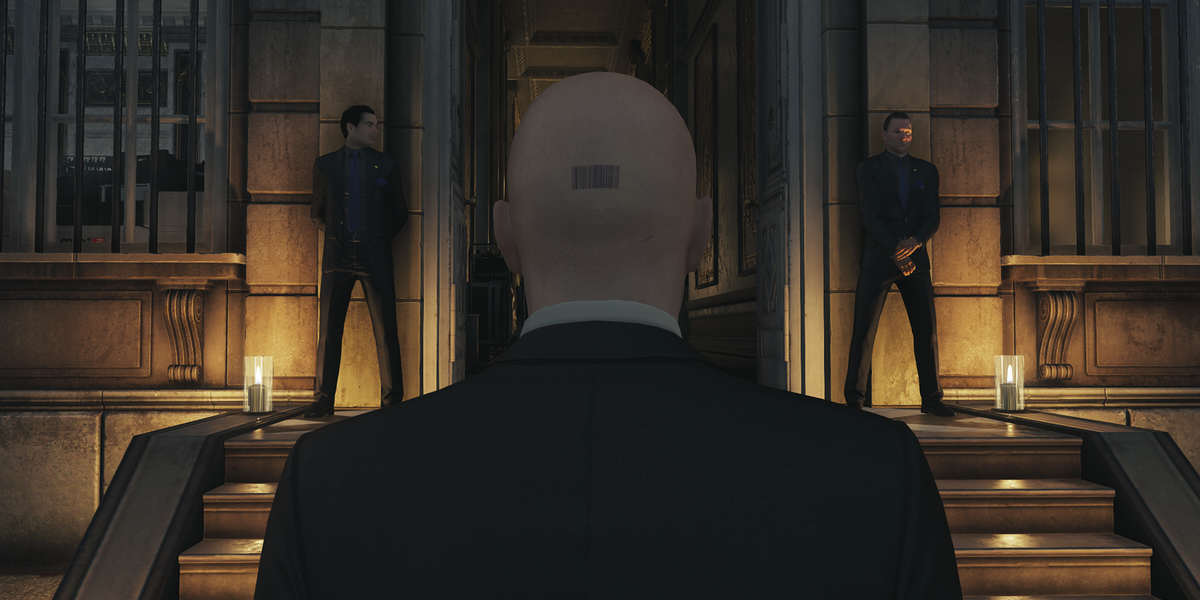 Hitman Beta Requires An Internet Connection, But Full Game Wont Agent 47 Hitman Beta