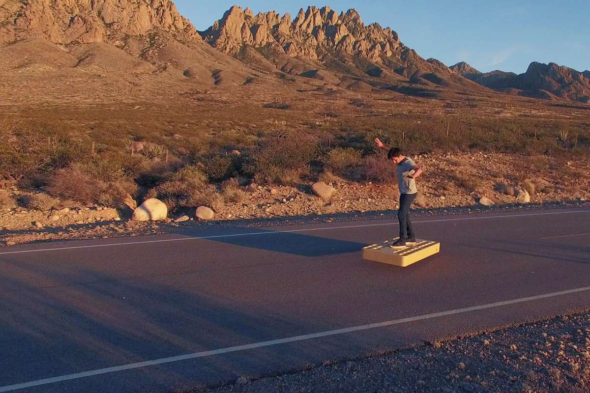 Real Hoverboards, That Actually Fly, Being Released This Year ArcaBoard large 16 1200x800