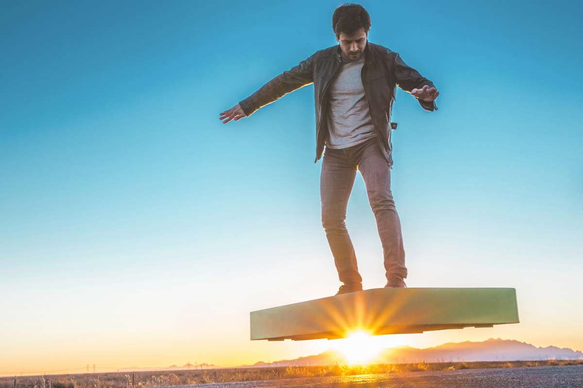 Real Hoverboards, That Actually Fly, Being Released This Year ArcaBoard large 26 1200x800