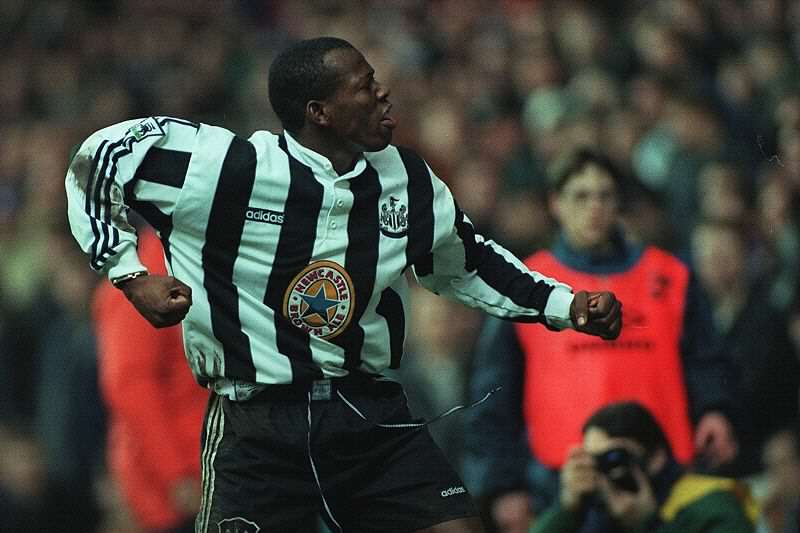 Eight Of The Biggest Characters In Football Asprilla