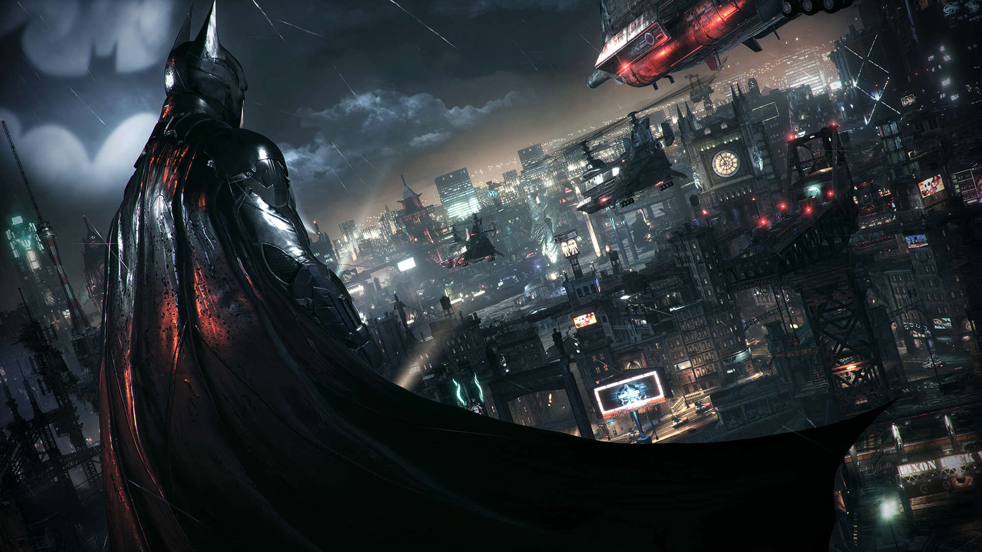 Batman Arkham Knight Is No Longer Coming To Mac/Linux BAK Sshot130