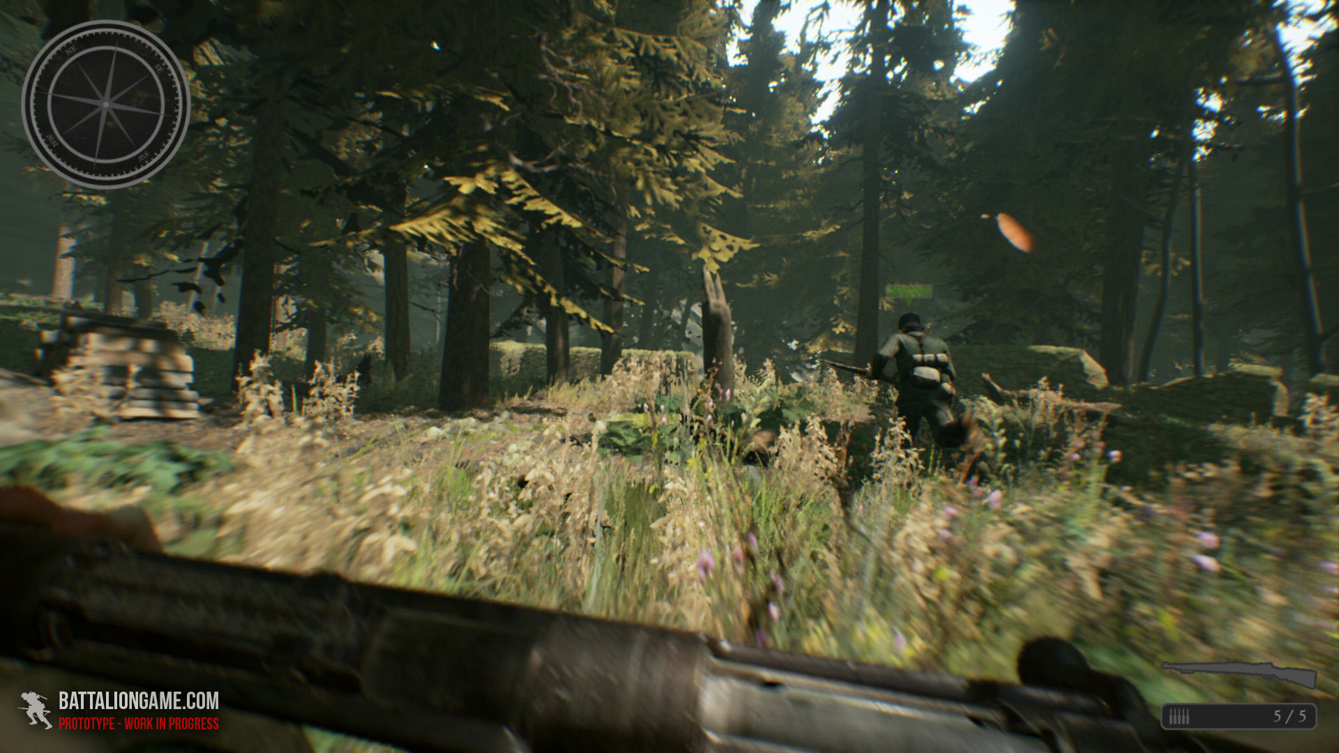 We Spoke To Bulkhead, The Minds Behind WW2 Shooter Battalion 1944 Battalion 1944