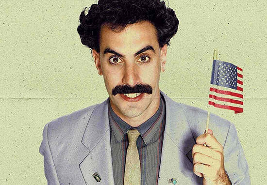 Sacha Baron Cohen Claims FBI Came After Him While Filming ...