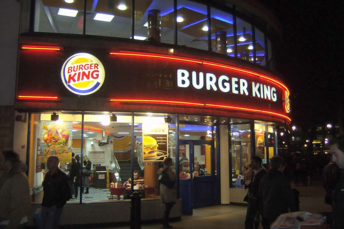 Burger King Have Just Announced A Game Changer Burger King in London 1200x800