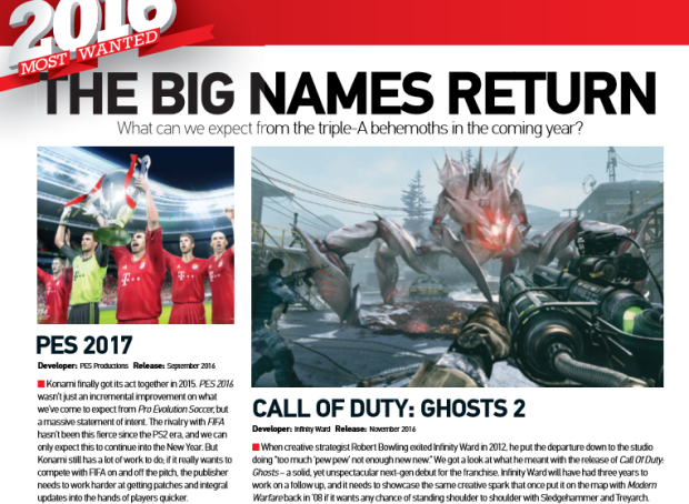 UK Magazine May Have Just Leaked The Next Call Of Duty Call of Duty Ghosts 2 620x454