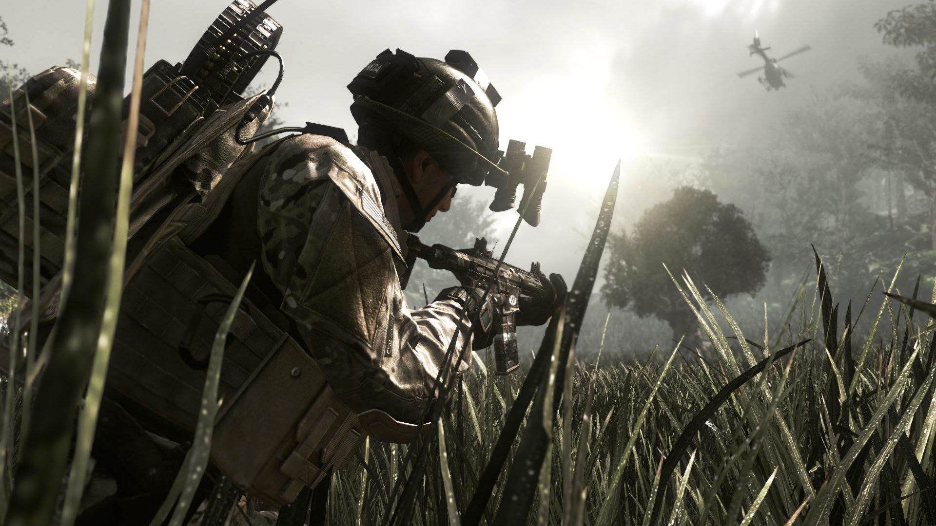 UK Magazine May Have Just Leaked The Next Call Of Duty Call of Duty Ghosts PC