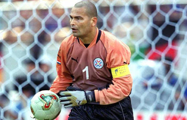 Eight Of The Biggest Characters In Football Chilavert
