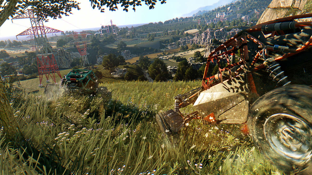 Dying Light Set For More Unannounced Content In 2016 DL The Following screen 5 4K