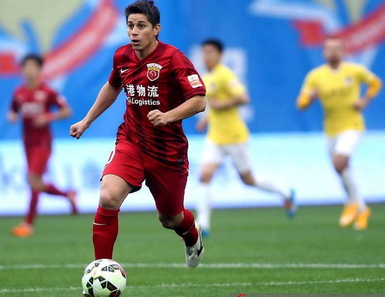 China Is The New Promised Land For Footballers, And Heres Why Dario Conca