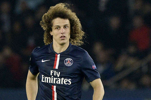 Six Players Who Can Decide The Outcome Of PSG v Chelsea David Luiz 1