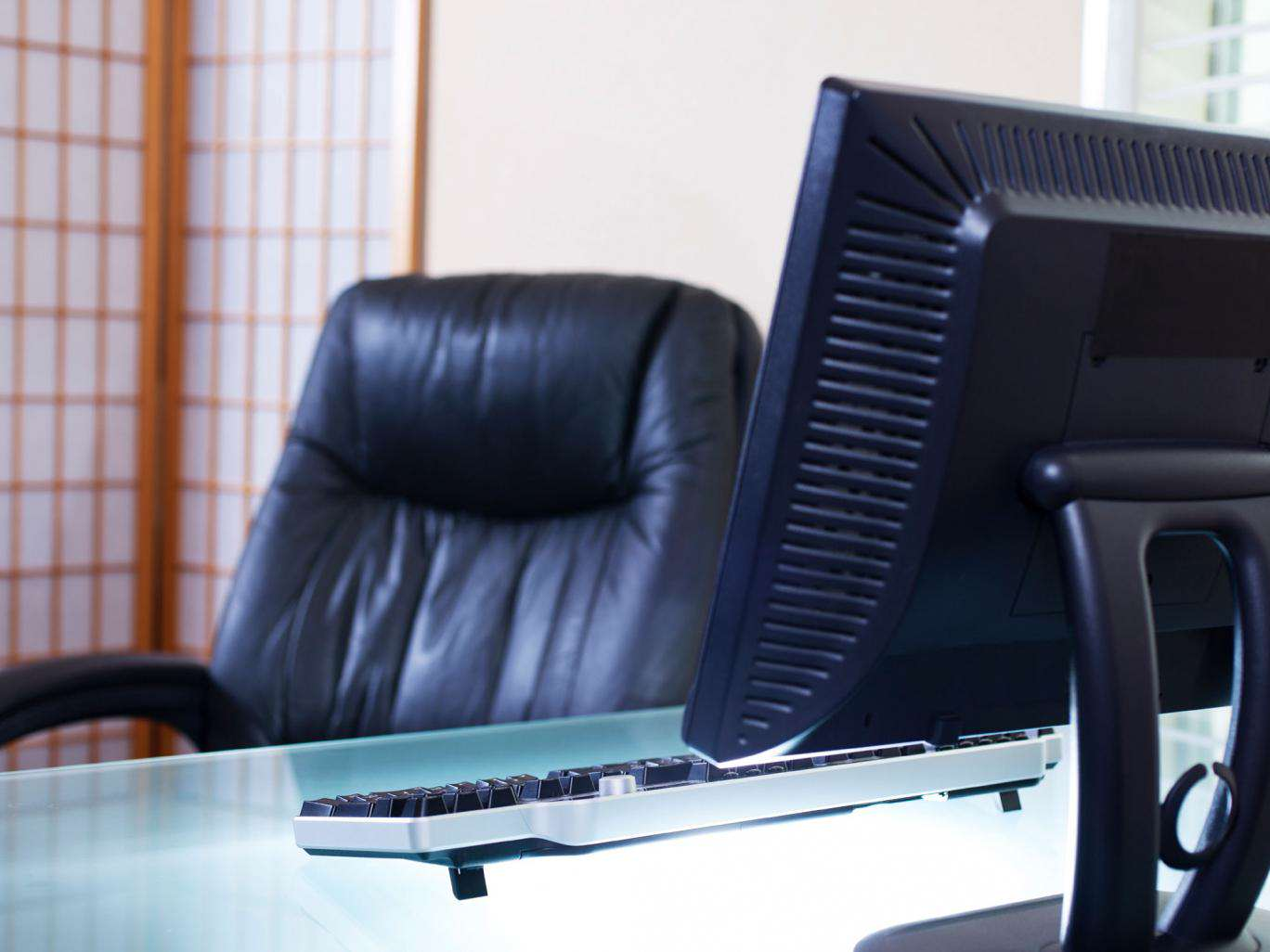 Man Skips Work For Six Years And Almost Gets Away With It Empty desk