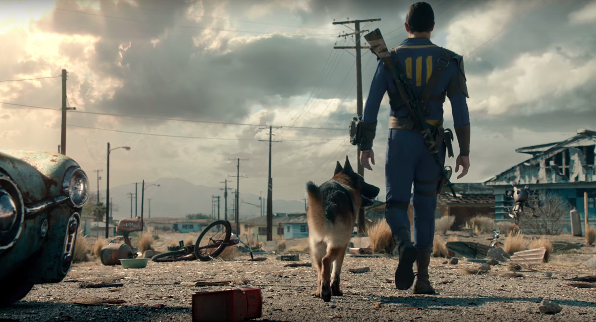 New Patch Means Fallout 4 Now Looks Better On Consoles Fallout4Wanderertrailer