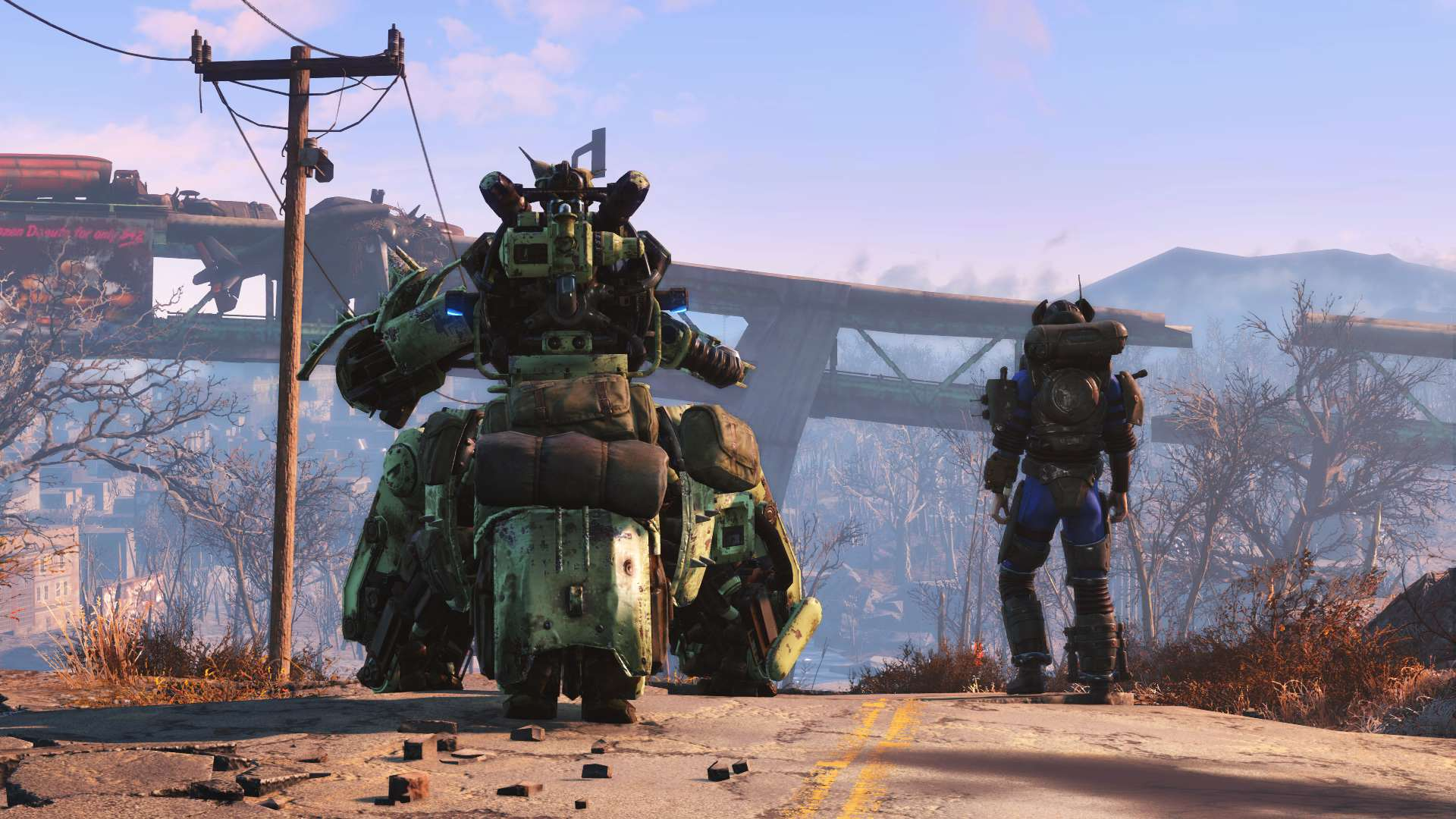 Bethesda Confirm Tons Of Fallout 4 DLC, Increase Season Pass Price Fallout4 DLC Automatron01 1455633116