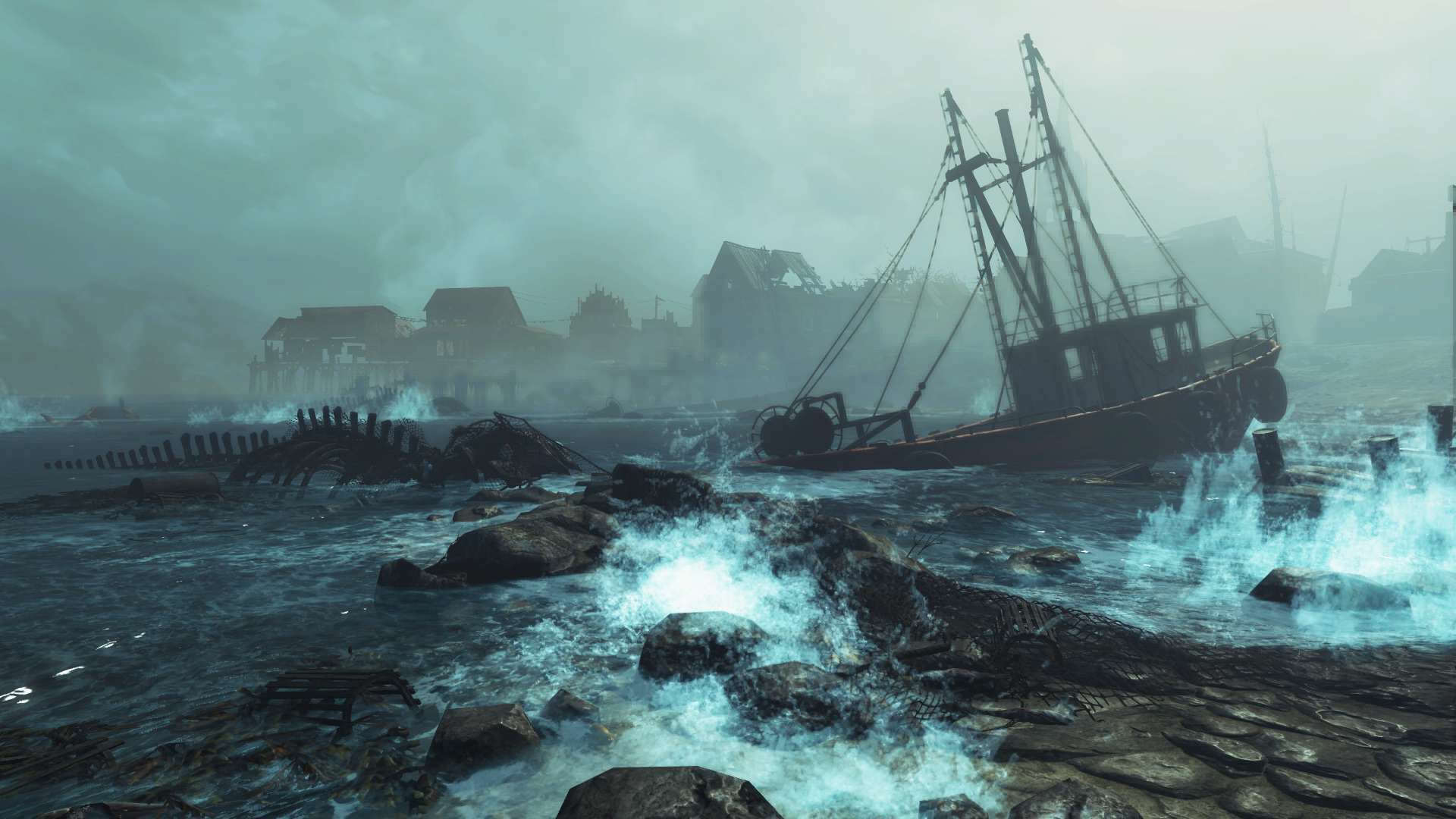 Bethesda Confirm Tons Of Fallout 4 DLC, Increase Season Pass Price Fallout4 DLC FarHarbor03 1455633119