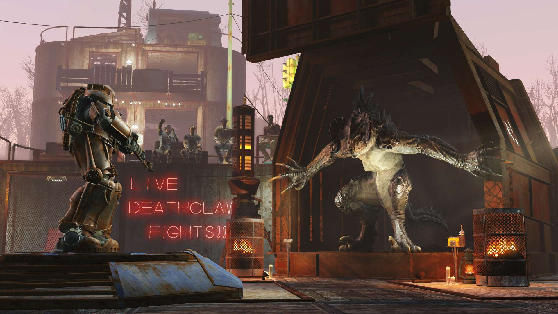Bethesda Confirm Tons Of Fallout 4 DLC, Increase Season Pass Price Fallout4 DLC WastelandWorkshop02 1455633123