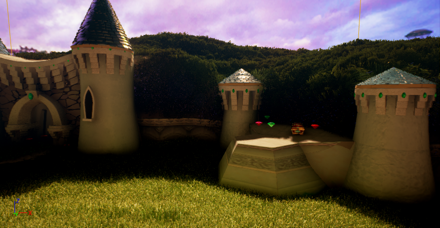 The First Stage Of Spyro The Dragon In Unreal Engine 4 Looks Incredible Fbuk3I4 1