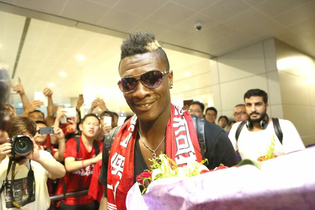 China Is The New Promised Land For Footballers, And Heres Why Gyan 3