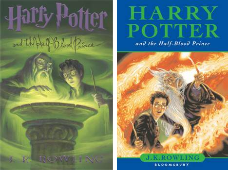 Your Harry Potter Books Could Be Worth £30,000 HP6