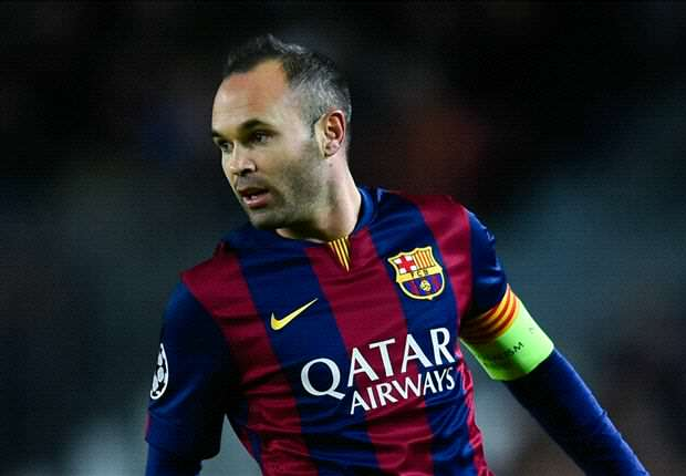 Five Barcelona Players Who Arsenal Must Keep Quiet Iniesta