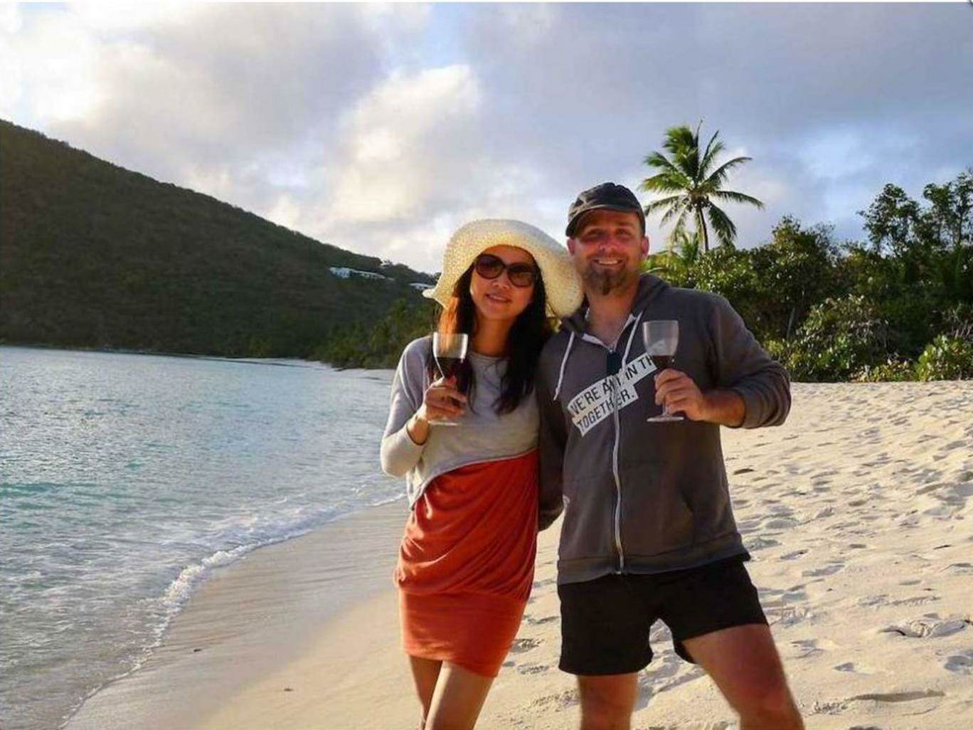 Couple Reveal How They Retired In Their 30s And Now Travel The World Jeremy Jacobson and Winnie Tseng 1