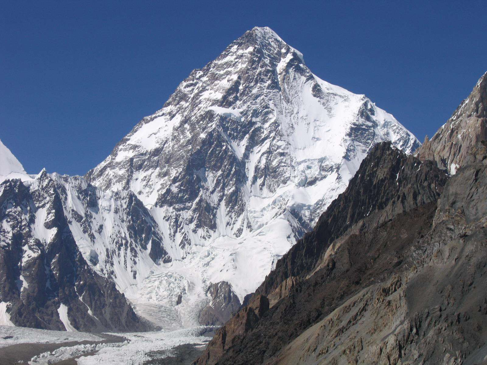 Has A British Explorer Proved The Existence Of The Legendary Yeti? K2 2006b