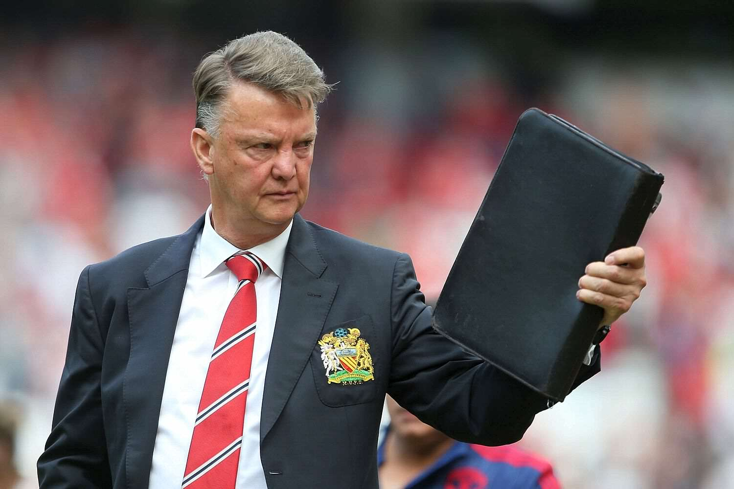 Five Reasons Louis van Gaals Manchester United Reign Hasnt Worked LVG File