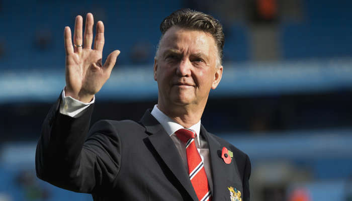 Whatever The Question At United, LVG Isnt The Answer LVG