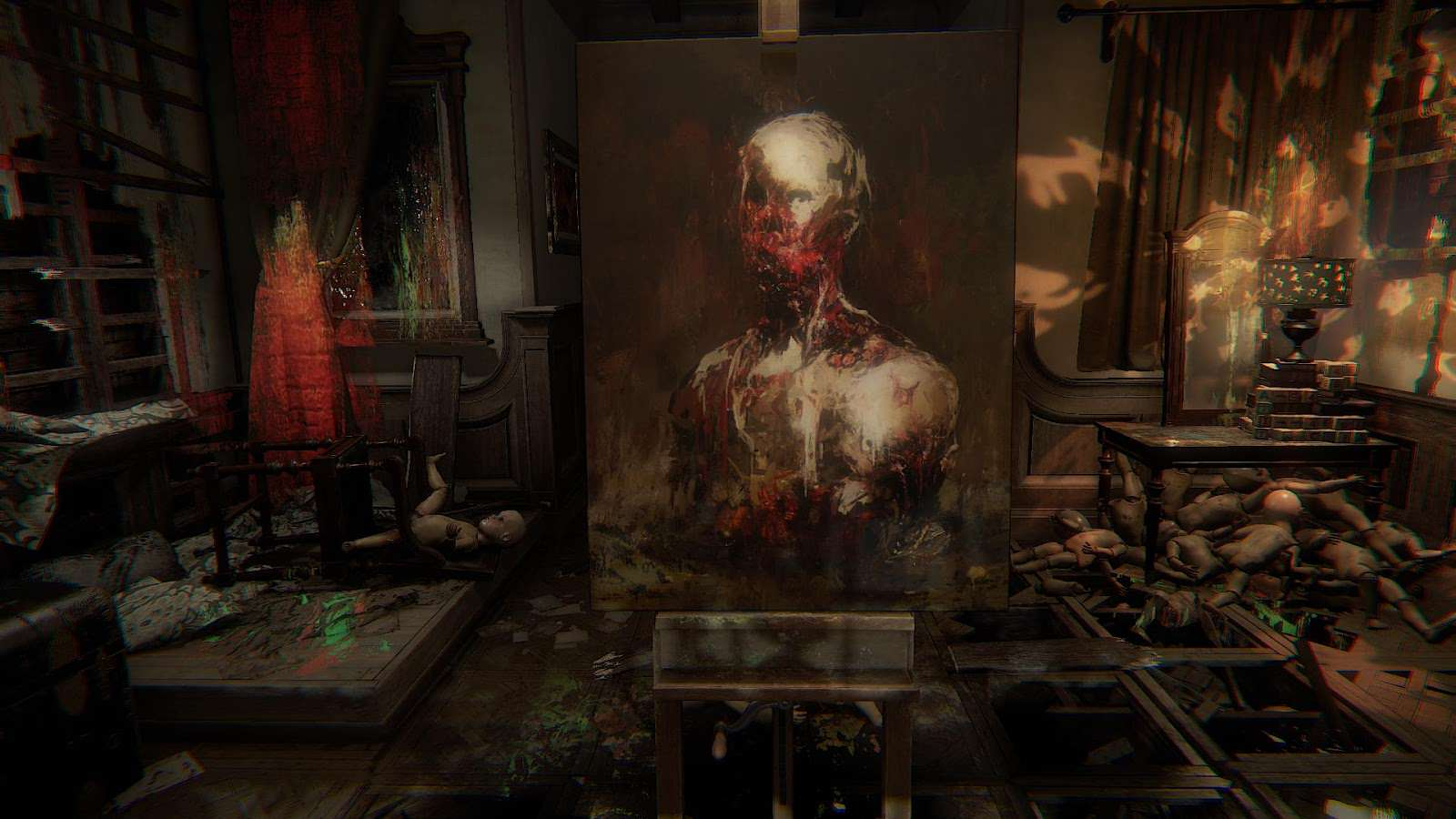 30 Minutes Of Creepy, Terrifying Layers Of Fear Gameplay Layers Of Fear 2015 09 30 20 50 51 21