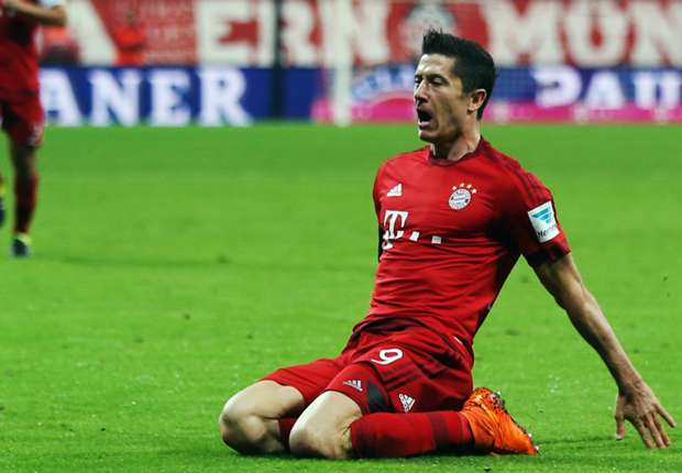 Five Players Who Can Decide The Outcome Of Juventus v Bayern Lewandowski 2