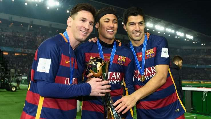 Five Barcelona Players Who Arsenal Must Keep Quiet MSN 2 1