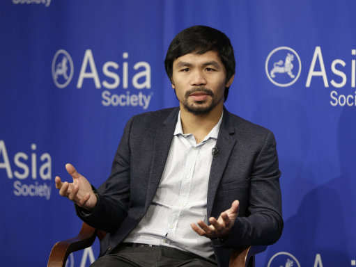 Manny Pacquiao Faces Backlash After Disgusting Homophobic Comments Manny3