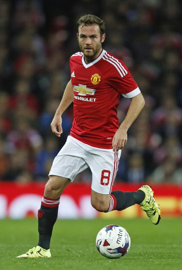 Five Ways Manchester United Can Spare Their Blushes Tonight Mata Scoopnest